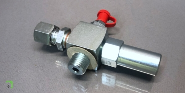 Pressure restriction valve for(SKF) for KFA/KFG pumps