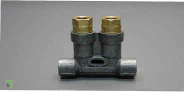 Prelubrication distributor series 340 for Oil - Lubrication 2-digit