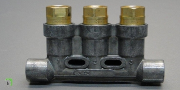 Prelubrication distributor series 340 for Oil - Lubrication 3-digit